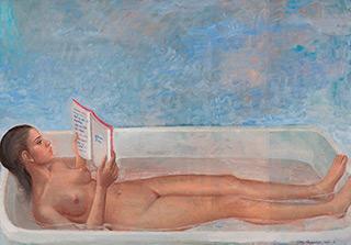 Katarzyna Karpowicz : Bathtime with Blake