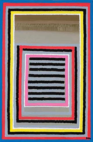 Łukasz Majcherowicz : Majcherowicz's Colorful Lines