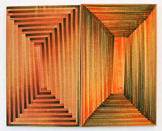 Łukasz Majcherowicz : Abstract or Concrete? On Łukasz Majcherowicz's Painting