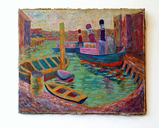 Zofia Matuszczyk-Cygańska : A colourful tessera