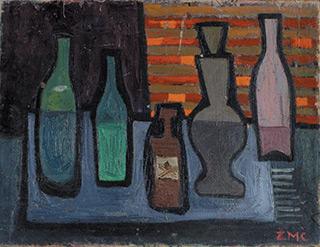 Zofia Matuszczyk-Cygańska : The Weaving of a Painting
