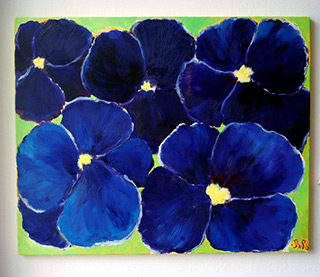Beata Murawska : The world like a flower