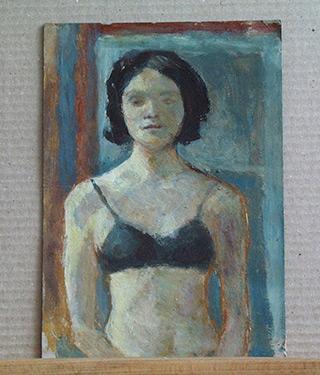 Aleksandra Waliszewska : Naked concentration