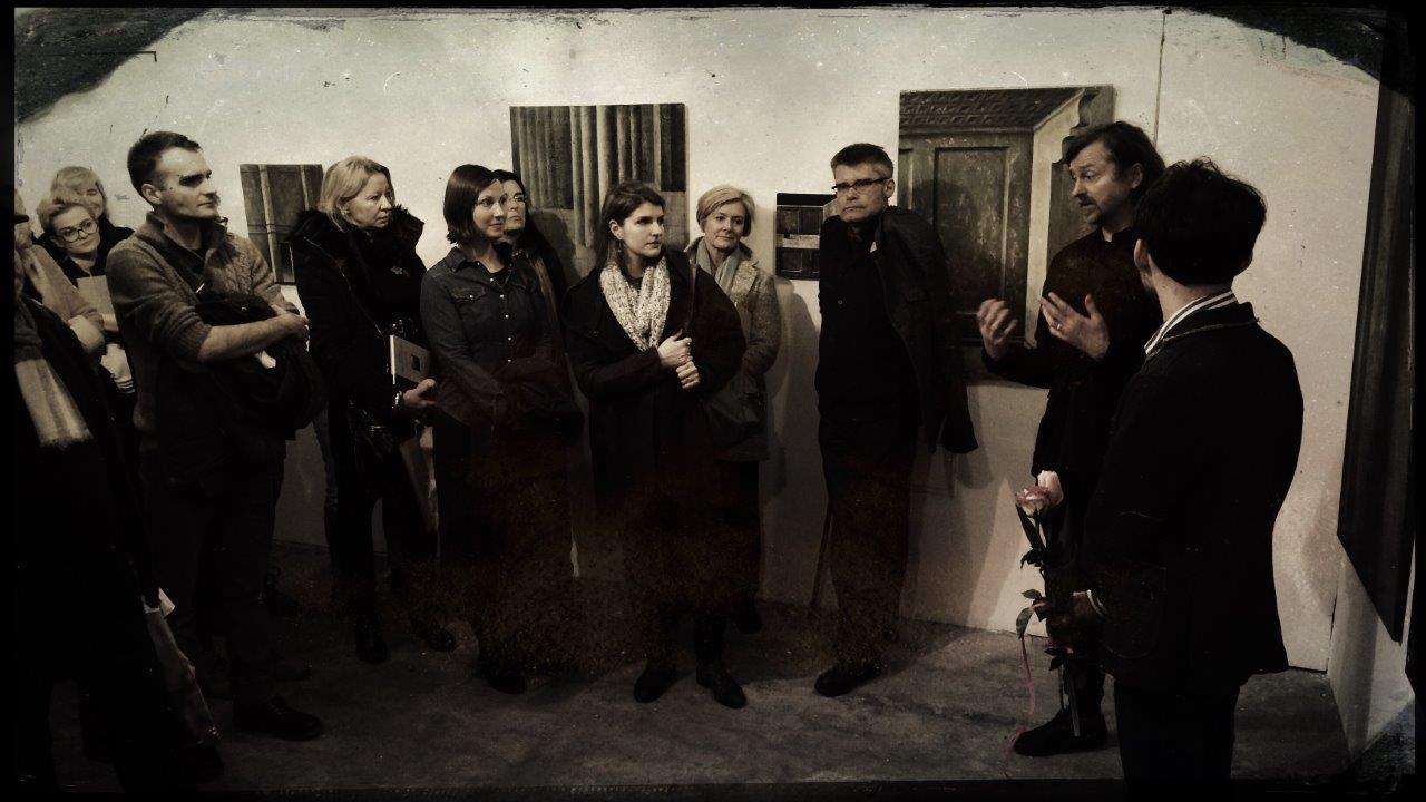 Opening: Łukasz Huculak - Late symptoms of death