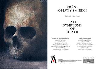 Łukasz Huculak : Late symptoms of death