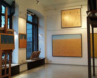 Mikołaj Kasprzyk : Paintings about people