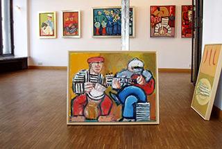 Krzysztof Kokoryn : Picture is festivity