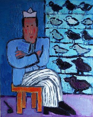 Krzysztof Kokoryn : Blue Bird