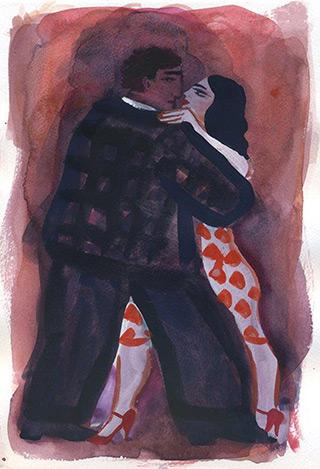 Krzysztof Kokoryn : The tango as an excuse