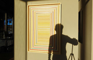 Łukasz Majcherowicz : A painting – a window