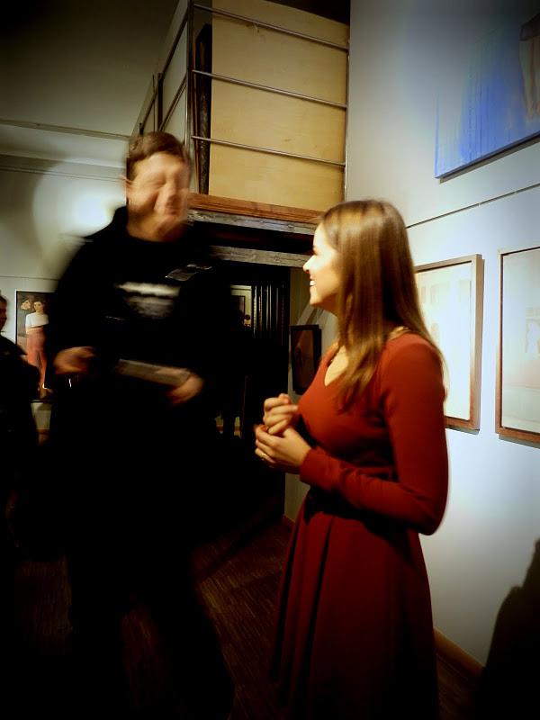 Öffnung: Katarzyna Karpowicz - Ich träumte