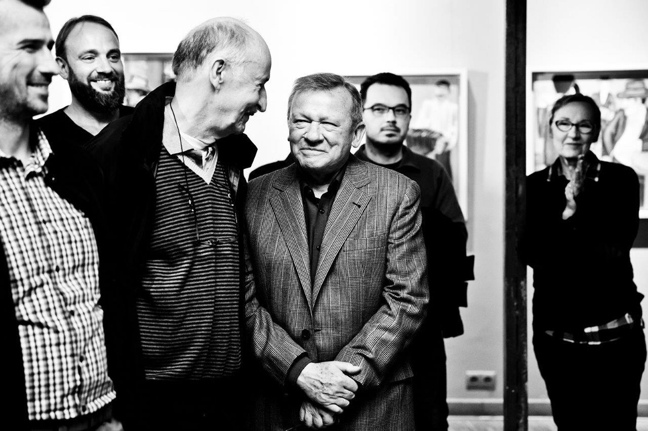 Öffnung: Krzysztof Kokoryn - Der Vorwand Tango