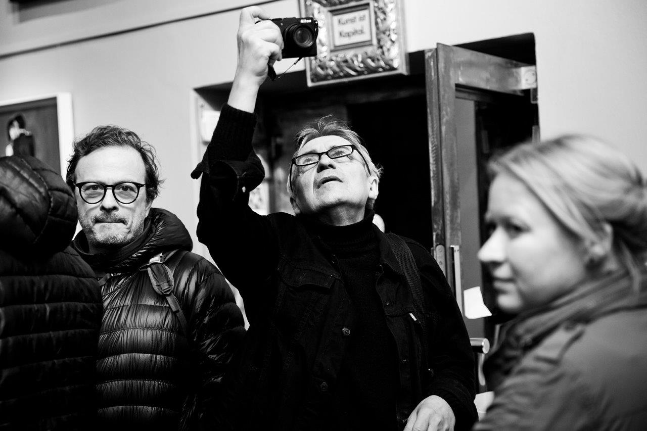 Wernisaż: Krzysztof Kokoryn - Pretekst tango