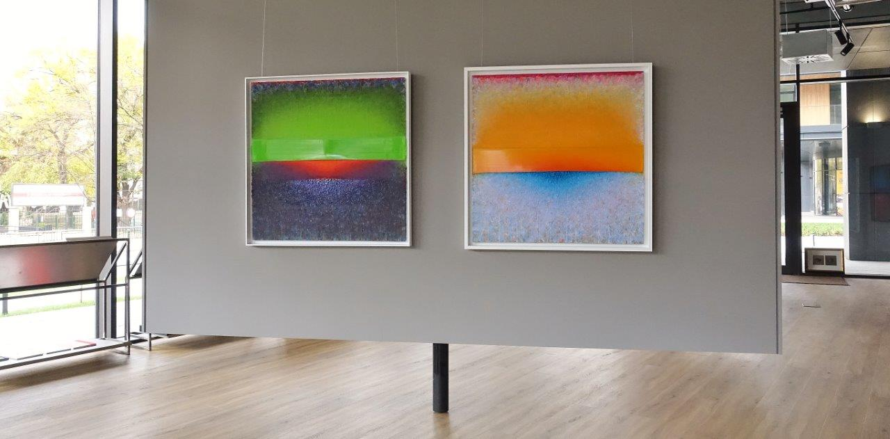 Opening: Sebastian Skoczylas - Crevices of Colour