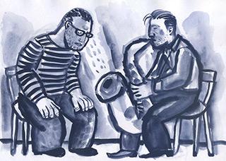 Krzysztof Kokoryn : Der Vorwand Tango