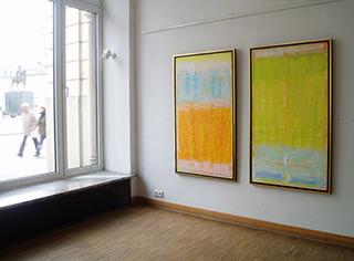 Sebastian Skoczylas : Farbwellen. Zwischen der Kunst und dem Abziehbild vom Leben