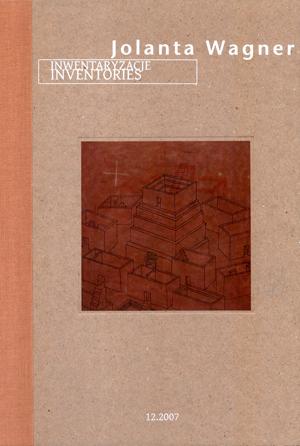 Jolanta Wagner. Inventory.