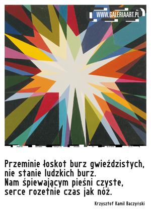 Małgorzata Jastrzębska. Von den Umdrehungen der Farben