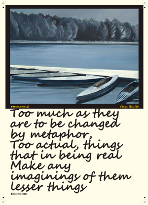 Maria Kiesner. An idea hidden in things.