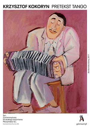 Krzysztof Kokoryn. Der Vorwand Tango (I)