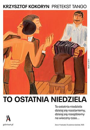 Krzysztof Kokoryn. Der Vorwand Tango (III)