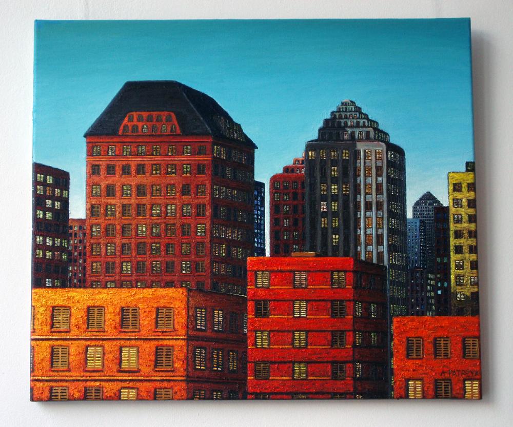 Adam Patrzyk : Metropolis