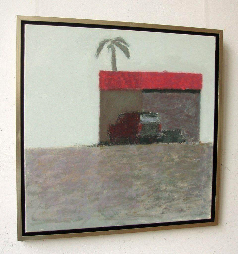 Radek Zielonka : Property with a palm