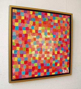 Zofia Matuszczyk-Cygańska : Sunshine : Oil on canvas