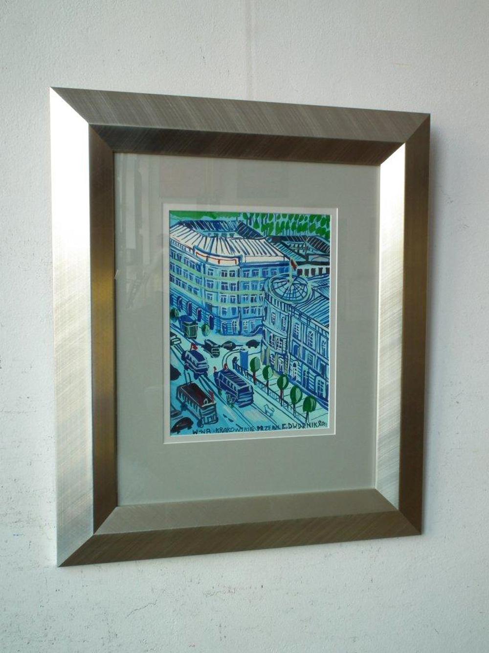 Edward Dwurnik : Bristol-Blue