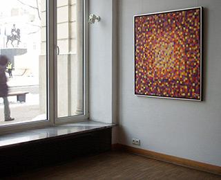 Zofia Matuszczyk-Cygańska : Joy : Oil on Canvas