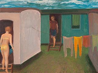 Katarzyna Karpowicz : No Title : Oil on Canvas