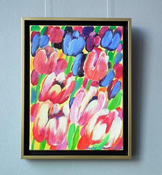 Beata Murawska : Spring : Oil on Canvas