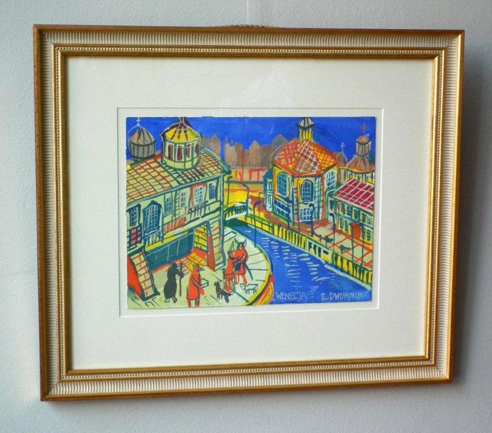 Edward Dwurnik : Venice