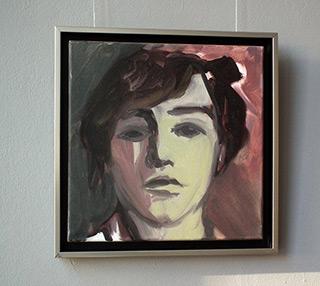 Katarzyna Swinarska : Camille : Oil on Canvas