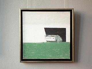 Radek Zielonka : Garage : Oil on Canvas
