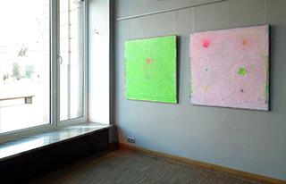 Sebastian Skoczylas : You Shook Me : Oil on Canvas