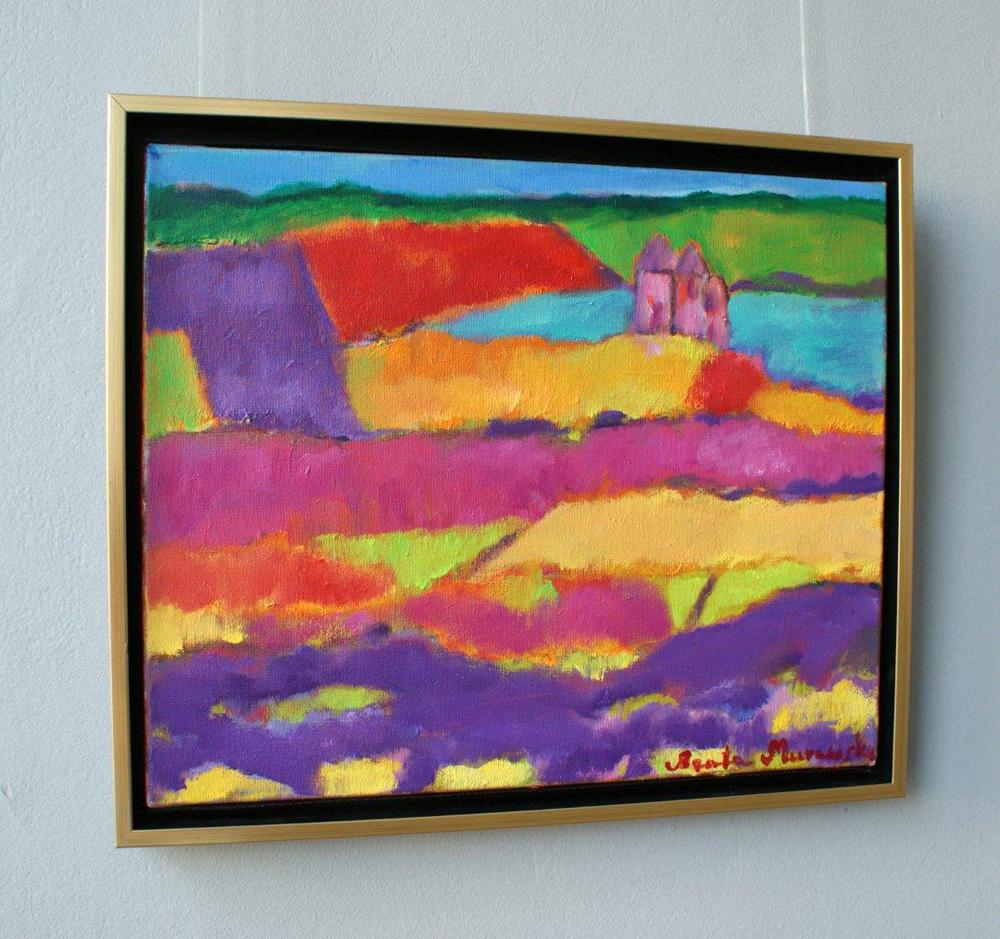 Beata Murawska : Landscape - far out of town