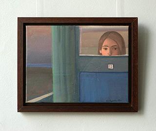 Katarzyna Karpowicz : Place number 12 : Oil on Canvas