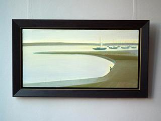 Piotr Bukowski : Bay : Oil on Canvas