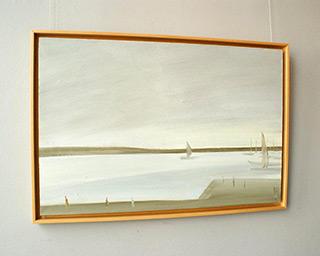 Piotr Bukowski : Marina : Oil on Canvas