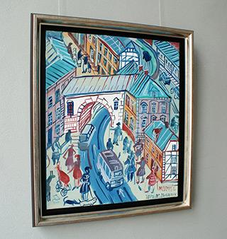 Edward Dwurnik : Przemyśl : Oil on Canvas
