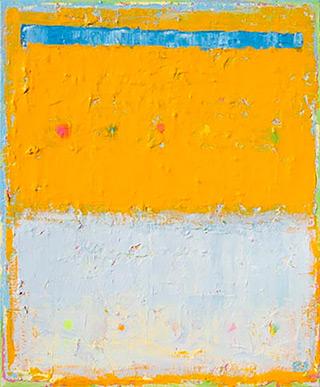 Sebastian Skoczylas : Reverse : Oil on Canvas