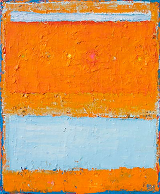 Sebastian Skoczylas : Right side : Oil on Canvas