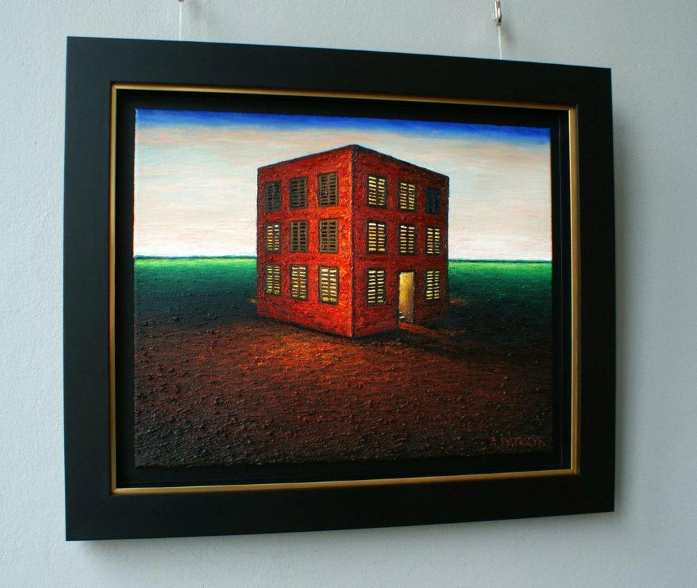 Adam Patrzyk : Red house