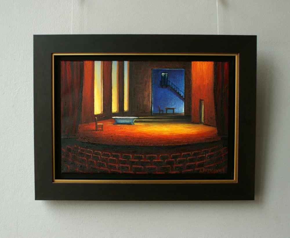 Adam Patrzyk : Theater stage