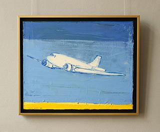 Jacek Łydżba : Dacota : Oil on Canvas