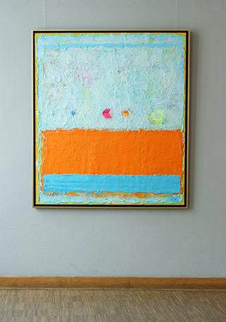 Sebastian Skoczylas : Cinque Terre : Oil on Canvas