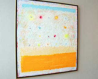 Sebastian Skoczylas : South-East Side : Oil on Canvas