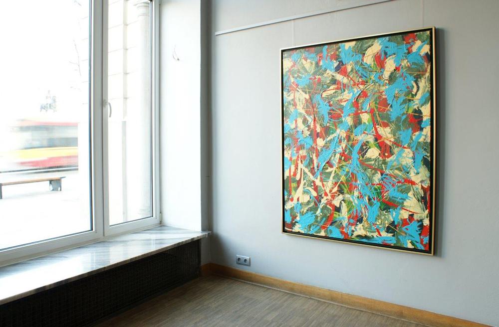 Edward Dwurnik : Painting no 292