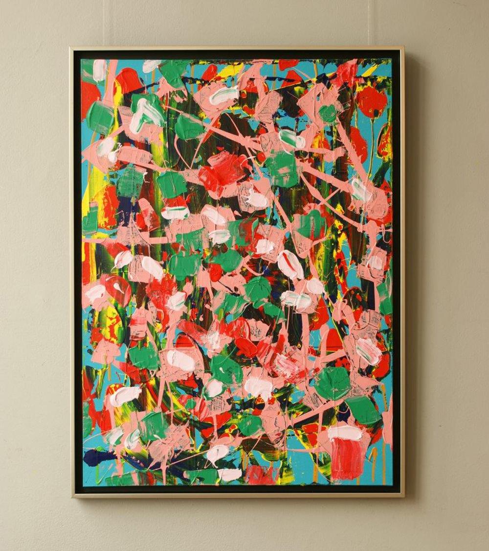 Edward Dwurnik : Painting no 293